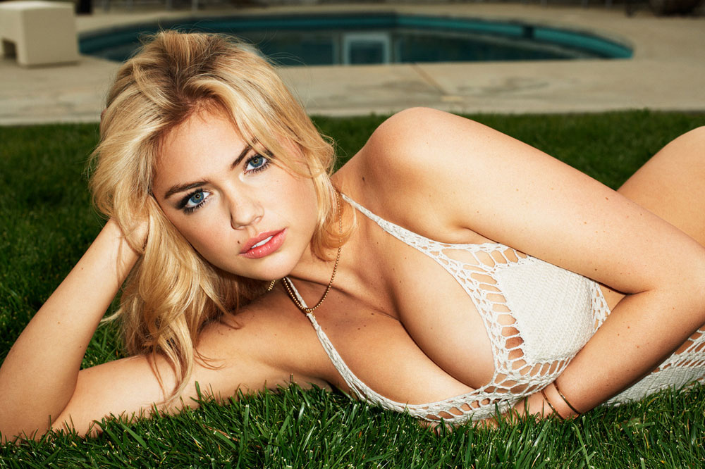 Kate Upton Outtakes for GQ