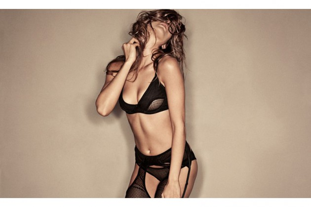 Sexteaze | Lascivious Lingerie Look Book Featuring Stunning Eleni T