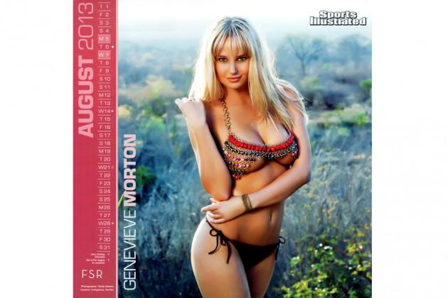 Sexteaze | Sports Illustrated Swimsuit Calendar 2013
