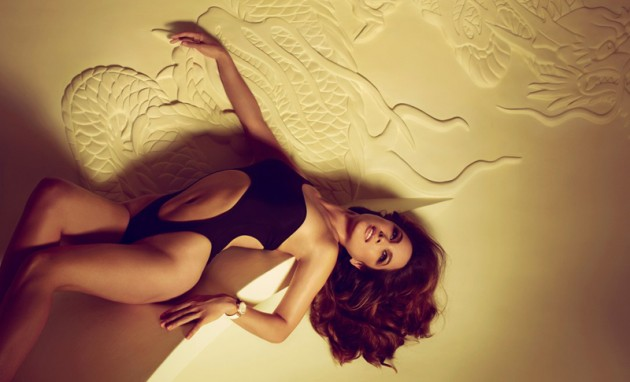 Bond Girl Bérénice Marlohe for Omega   Sexteaze